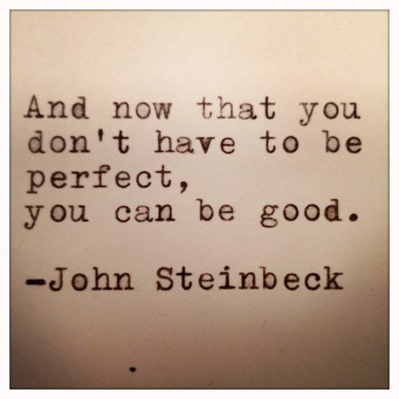 John Steinbeck quote 1
